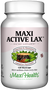 Maxi Health - Maxi Active Lax - Laxative Formula - 120 MaxiCaps - DoctorVicks.com