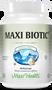 Maxi Health - Maxi Biotic - Kosher Aged Garlic Extract - 90 / 180 / 360 MaxiCaps - Doctorvicks.com