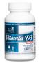 Nutri Supreme - Vitamin D3 2000 IU - 180 Liquid Softgels - Front - DoctorVicks.com