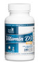 Nutri Supreme - Vitamin D3 3000 IU - 180 Liquid Softgels - Front - DoctorVicks.com