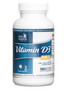 Nutri Supreme - Vitamin D3 3000 IU - 360 Liquid Softgels - Front - DoctorVicks.com