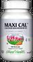 Maxi Health - Maxi Cal - Calcium, Magnesium & D3 - 90/180/360 MaxiCaps - DoctorVicks.com