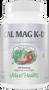 Maxi Health - Cal Mag K-D - 120 MaxiCaps - DoctorVicks.com
