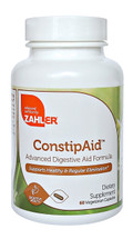 Zahler's - ConstipAid - Advanced Digestive Aid Formula - 60 Capsules