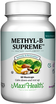 Maxi Health - Methyl B Supreme - 60 Capsules