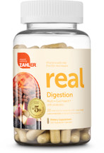 Zahlers Kosher Multi with Probiotics for Digestion Health Made With Real Food - 120 Vegetarian Capsules