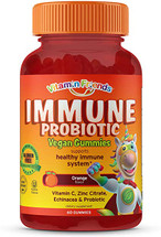 Vitamin Friends - IMMUNE PROBIOTICS - Orange Flavor - 60 Gummy Bears - DoctorVicks.com