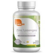 Zahler - Zinc Lozenges - Lemon Flavor - 90 Lozenges - DoctorVicks.com