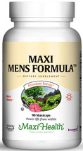 Maxi Health - Maxi Mens Formula - Fertility Formula - 90 MaxiCaps - DoctorVicks.com