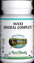 Maxi Health - Maxi Mineral Complete - 120 MaxiCaps - DoctorVicks.com