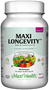 Maxi Health - Maxi Longevity for Women - Multivitamin & Mineral - 60/120 MaxiCaps - DoctorVicks.com