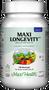 Maxi Health - Maxi Longevity for Men - Multivitamin & Mineral - 60/120 Tablets - DoctorVicks.com