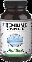 Maxi Health - Premium E Complete - Vitamin E 200 IU - 60 Liquid MaxiCaps - Normal - DoctorVicks.com