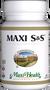 Maxi Health - Maxi S&S - Selenium, Sulphur & Reishi Mushroom - 60 MaxiCaps - Old - DoctorVicks.com