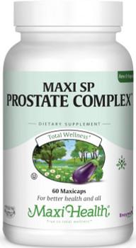 Maxi Health - Maxi SP Complex - Prostate Formula - 60 MaxiCaps - New - DoctorVicks.com
