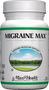 Maxi Health - Migraine Max - Natural Headache Reliever - 120 MaxiCaps - DoctorVicks.com