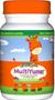 Maxi Health - KiddieMax - MultiYums - Multivitamin & Mineral - Assorted Flavors - 90 Chewies