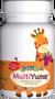 Maxi Health - KiddieMax - MultiYums - Multivitamin & Mineral - Fruit Punch Flavor - 90 Chewies