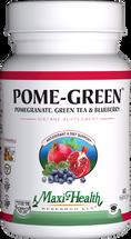 Maxi Health - Pome Green - Pomegranate, Green Tea & Blueberry - 60 MaxiCaps - DoctorVicks.com