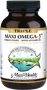 Maxi Health - Triple Maxi Omega-3 Concentrate With D3 1000 IU - 200 (180+20) MaxiGels - Large - DoctorVicks.com