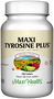 Maxi Health - Maxi Tyrosine Plus - Depression Reliever - 100 Tablets - DoctorVicks.com
