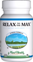 Maxi Health - Relax to the Max - Stress Reliever - 60/120 MaxiCaps - DoctorVicks.com