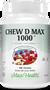 Maxi Health - Chew-D-Max - Vitamin D3 1000 IU - Berry Flavor - 100/200 Chewies - DoctorVicks.com
