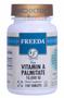 Freeda Vitamins - Vitamin A Palmitate 10000 IU - 100 Tablets - © DoctorVicks.com