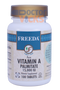 Freeda Vitamins - Vitamin A Palmitate 15000 IU - 100 Tablets - © DoctorVicks.com