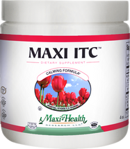 Maxi Health - Maxi ITC - Stress Reliever - 4-8 oz powder - DoctorVicks.com