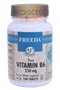Freeda Vitamins - Vitamin B6 (Pyridoxine) 250 mg - 100 Tablets - Image Two - © DoctorVicks.com