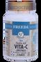 Freeda Vitamins - Vitamin C Crystals 1000 mg - 4 oz Crystals - © DoctorVicks.com