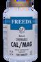 Freeda Vitamins - Chewable Cal-Mag - Calcium & Magnesium - 100 Tablets - © DoctorVicks.com