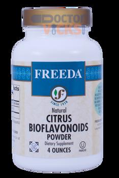 Freeda Vitamins - Bioflavonoids Powder 700 mg - 4 oz Powder - © DoctorVicks.com