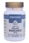 Freeda Vitamins - Chelated Manganese 50 mg - 100 Tablets - © DoctorVicks.com