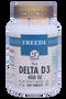 Freeda Vitamins - Delta Vitamin D3 400 IU - 500 Tablets - © DoctorVicks.com