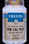 Freeda Vitamins - Fem Cal Plus - 250 Tablets - © DoctorVicks.com