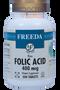 Freeda Vitamins - Folic Acid 400 mcg - 500 Tablets - © DoctorVicks.com