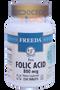 Freeda Vitamins - Folic Acid 800 mcg - 250 Tablets - Angle One - © DoctorVicks.com
