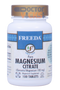 Freeda Vitamins - Magnesium Citrate 400 mg - 100 Tablets - © DoctorVicks.com