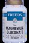 Freeda Vitamins - Magnesium Gluconate 110 mg - 500 Tablets - © DoctorVicks.com