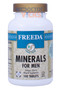 Freeda Vitamins - Minerals for Men - 100 Tablets - © DoctorVicks.com