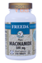 Freeda Vitamins - Niacinamide (B3) 500 mg - 250 Tablets - © DoctorVicks.com