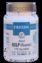 Freeda Vitamins - Kelp (Pacific Oceanic Iodine) 150 mcg - Thyroid Treatment - 250 Tablets - © DoctorVicks.com