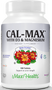 Maxi Health - Cal-Max - Calcium, Magnesium & D3 - DoctorVicks.com