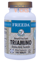 Freeda Vitamins - Triamino - 100 Tablets - © DoctorVicks.com