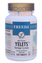 Freeda Vitamins - Yelets - Multivitamin & Mineral For Teens - 100 Tablets - © DoctorVicks.com
