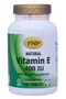 Freeda Vitamins - FNP - Vitamin E 400 IU With Mixed Tocopherols - 180 Tablets - © DoctorVicks.com