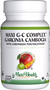 Maxi Health - Maxi G-C Complex Garcinia Cambogia - Appetite & Blood Sugar Control - 60/90 MaxiCaps - DoctorVicks.com