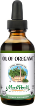 Maxi Health - Oil of Oregano - Antiviral & Antifungal - 1 fl oz - DoctorVicks.com